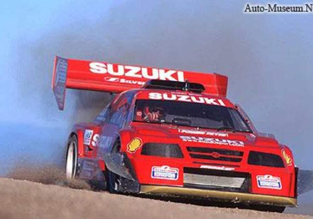 Fiche technique Suzuki Escudo Pikes Peak (1998-2004)