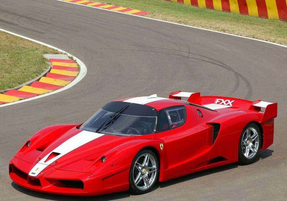 Fiche technique Ferrari FXX (2005-2006)