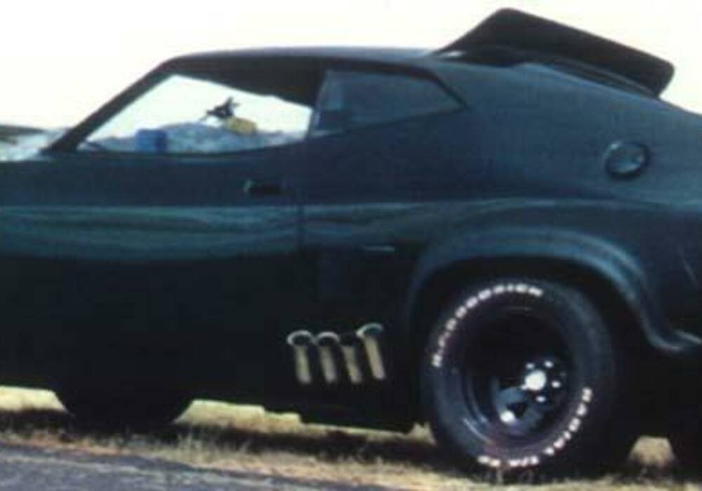 fiche technique voitures de films ford falcon xb coupe de mad max 1973. Black Bedroom Furniture Sets. Home Design Ideas