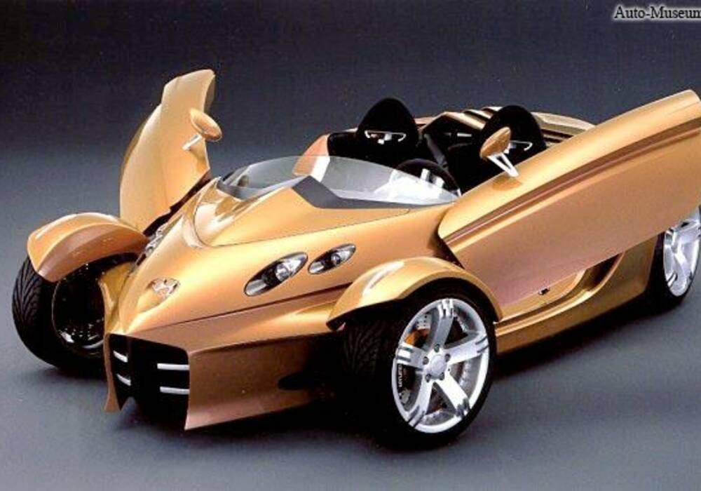 Fiche technique Hyundai Neos Concept (2000)