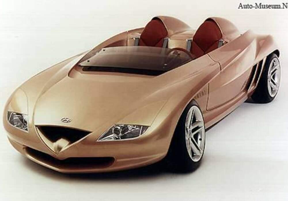 Fiche technique Hyundai Euro 1 (1998)