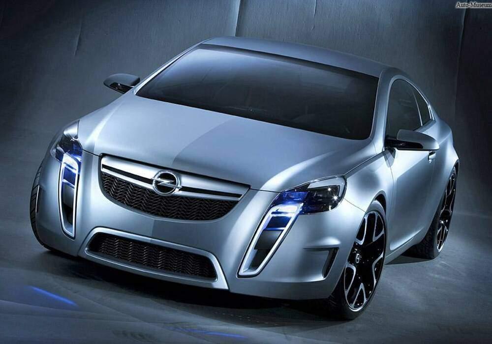Fiche technique Opel GTC Concept (2007)