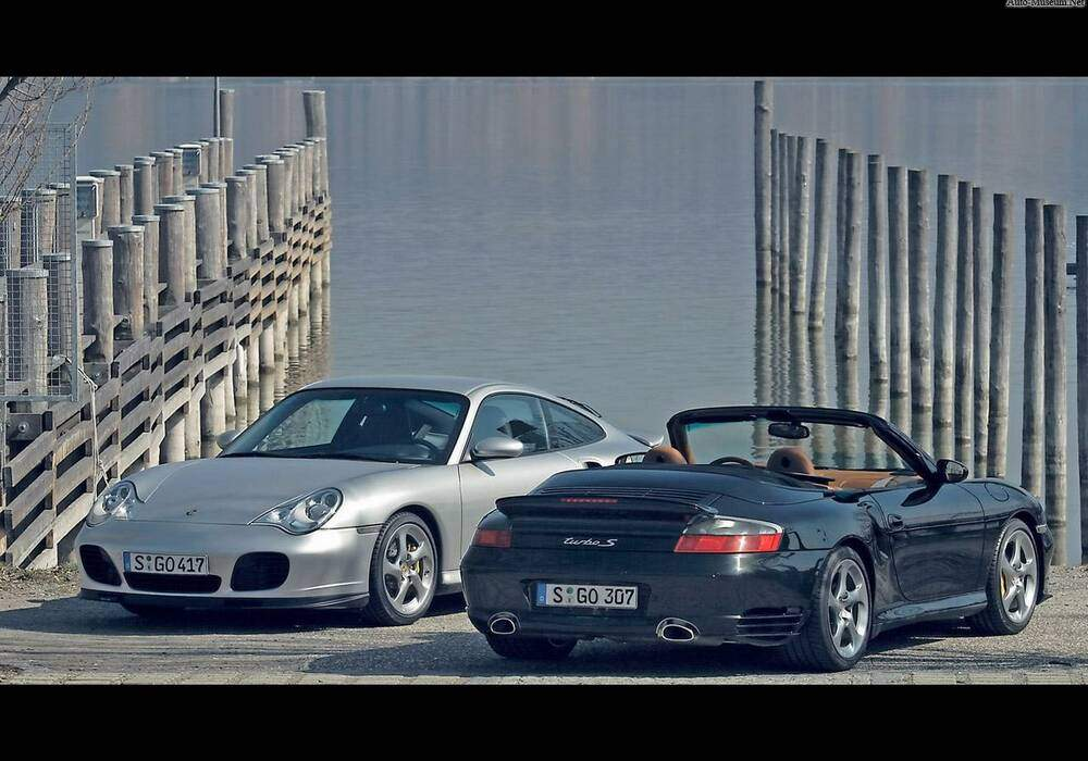 fiche technique porsche 911 turbo s 996 2004 2005. Black Bedroom Furniture Sets. Home Design Ideas