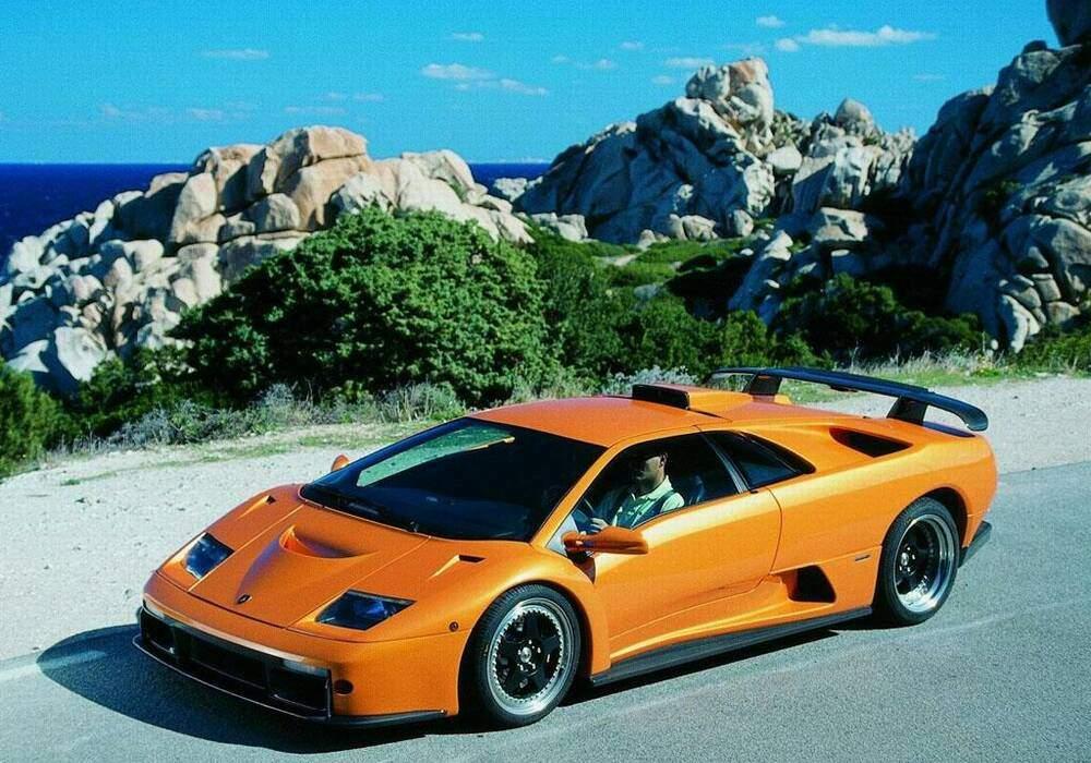 Fiche technique Lamborghini Diablo GT (1999-2000)