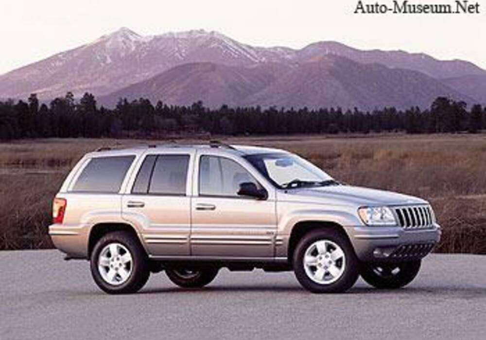 fiche technique jeep grand cherokee ii 4 0 v6 1999 2004. Black Bedroom Furniture Sets. Home Design Ideas