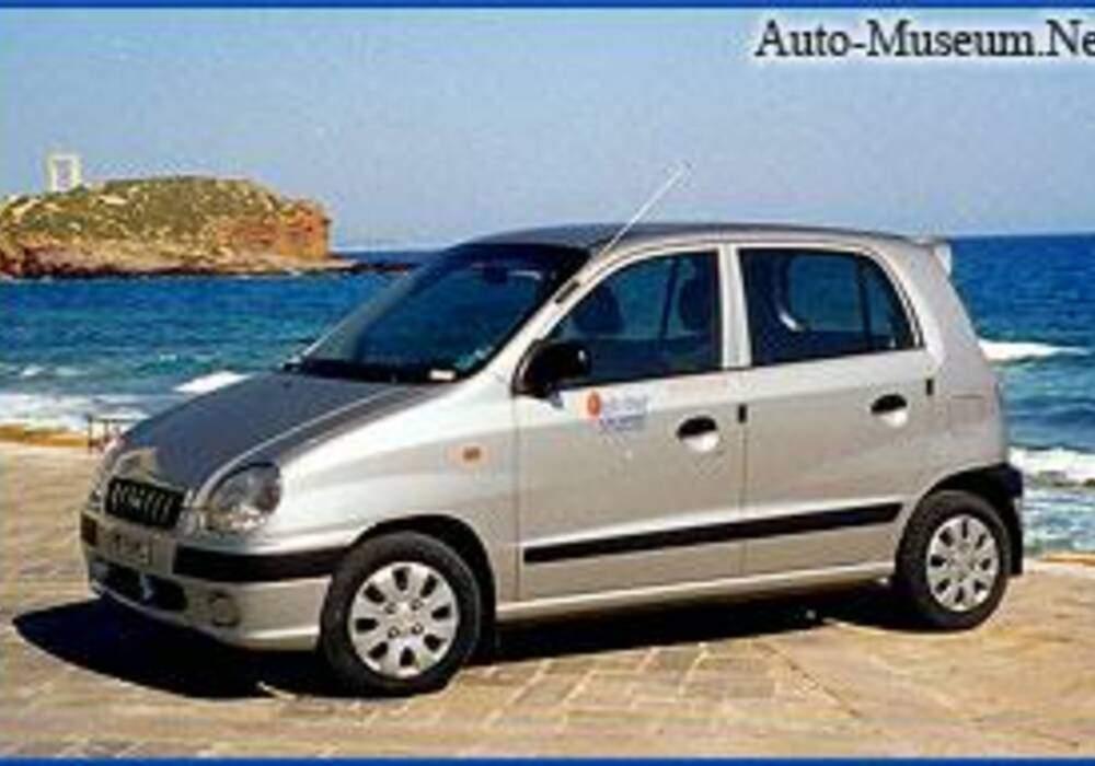 Fiche technique Hyundai Atos Prime 1.0 (1997-2004)