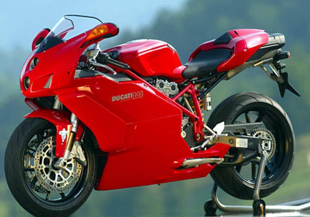 Fiche technique Ducati 999 (2003-2004)