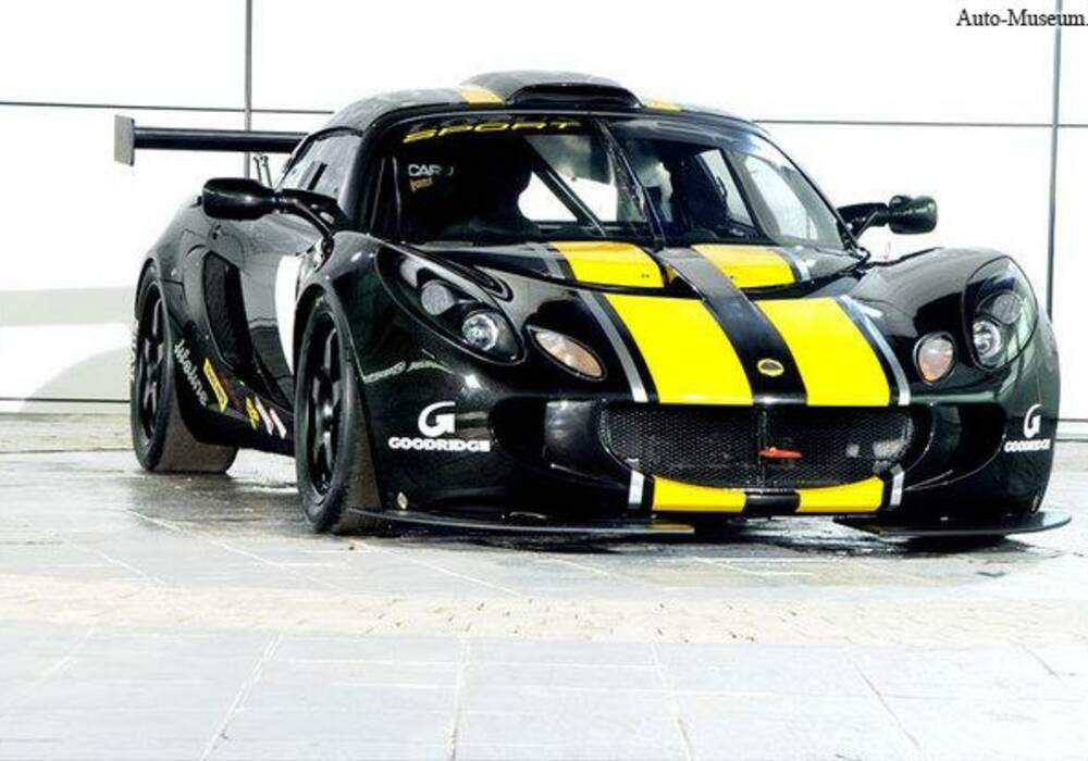 fiche technique lotus sport exige gt3 2006. Black Bedroom Furniture Sets. Home Design Ideas