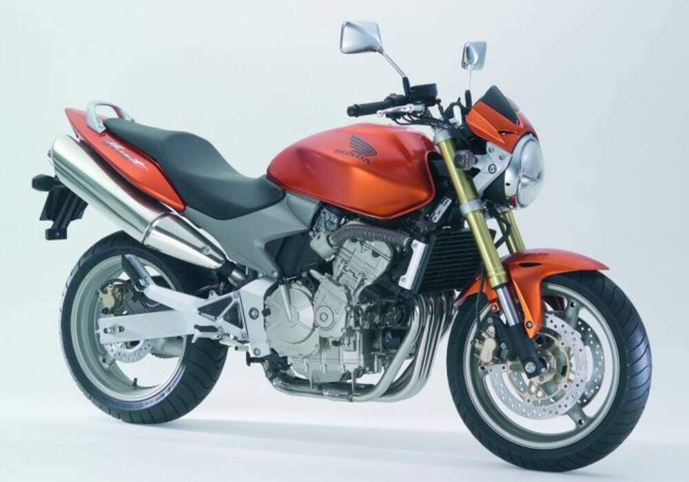Fiche technique Honda CBF 600 Hornet (2005-2006)
