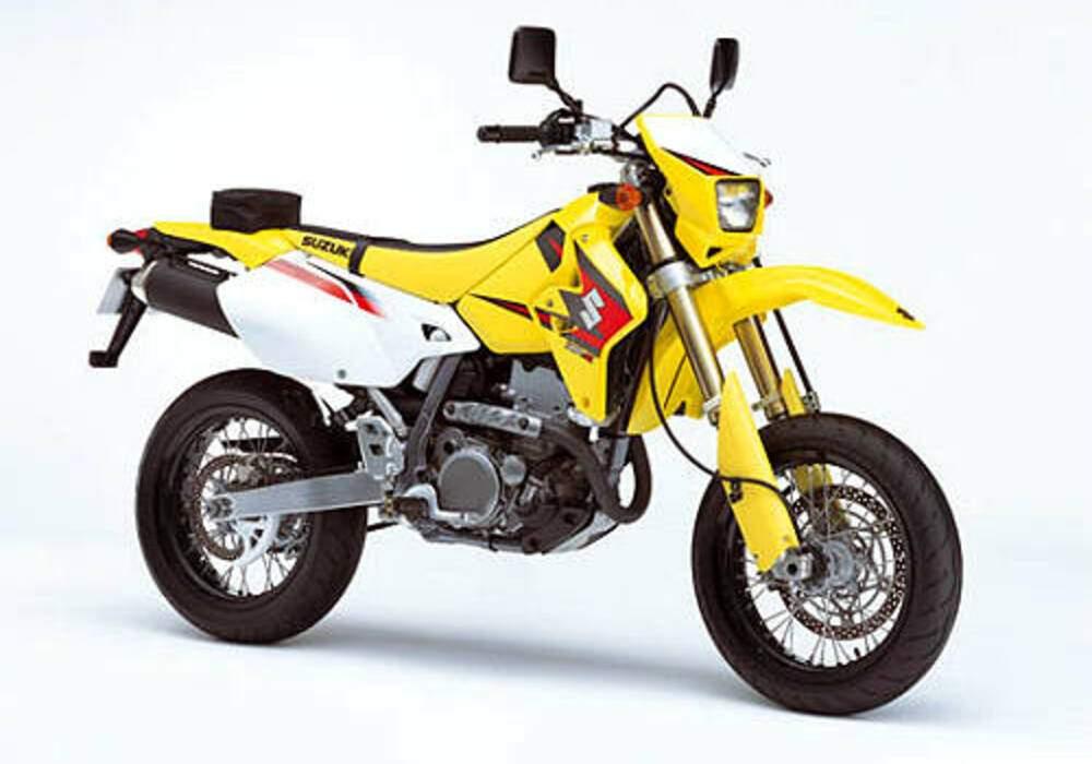 Fiche technique Suzuki DR-Z 400 SM (2005)