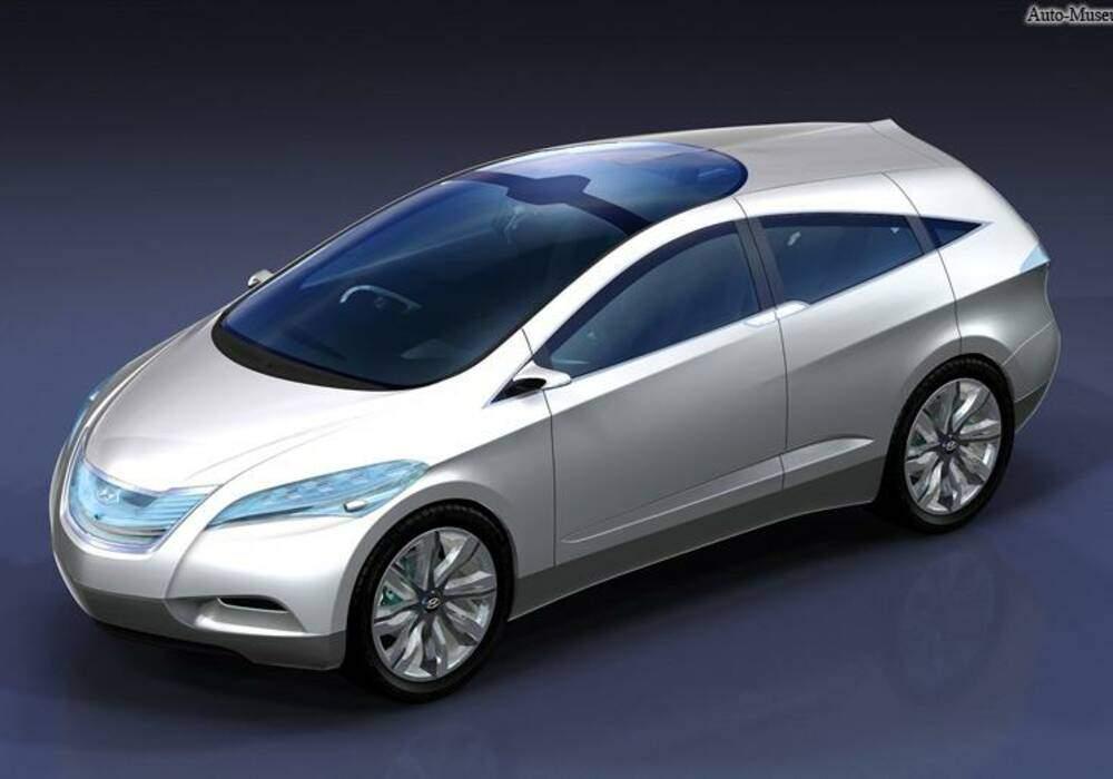 Fiche technique Hyundai i-Blue Concept (2007)