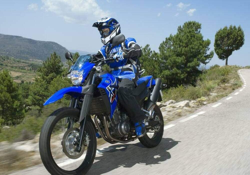 Fiche technique Yamaha XT 660 R (2007)
