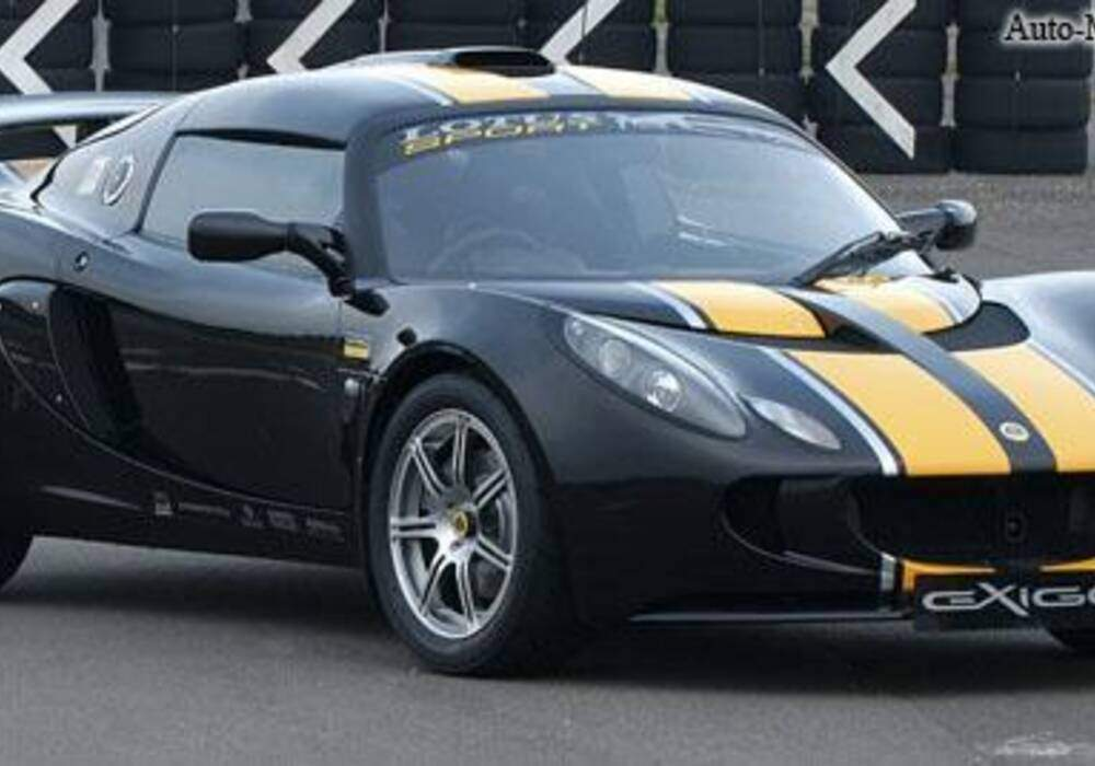 fiche technique lotus exige ii s british gt 2006. Black Bedroom Furniture Sets. Home Design Ideas