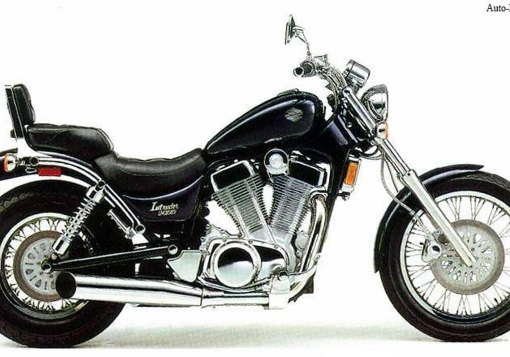 Fiche technique Suzuki Intruder 1400 (1993-2000)