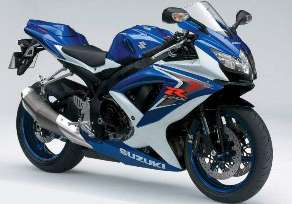 fiche technique suzuki gsx r 750 2008. Black Bedroom Furniture Sets. Home Design Ideas