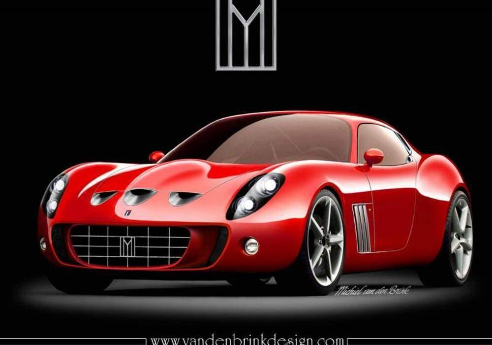 Fiche technique Vandenbrink Design 599 GTO (2008)