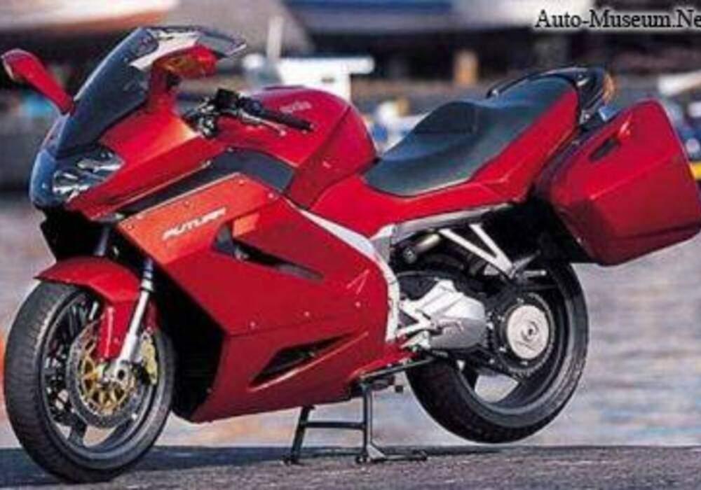 Fiche technique Aprilia RST 1000 Futura (2001-2004)