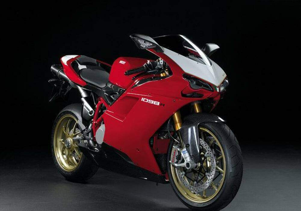 fiche technique ducati 1098 r 2008. Black Bedroom Furniture Sets. Home Design Ideas