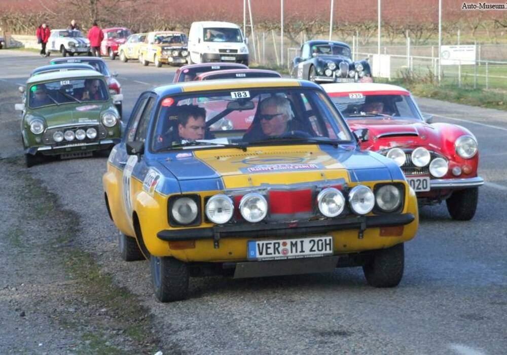 Fiche technique Opel Ascona 1.9 S (1970-1975)
