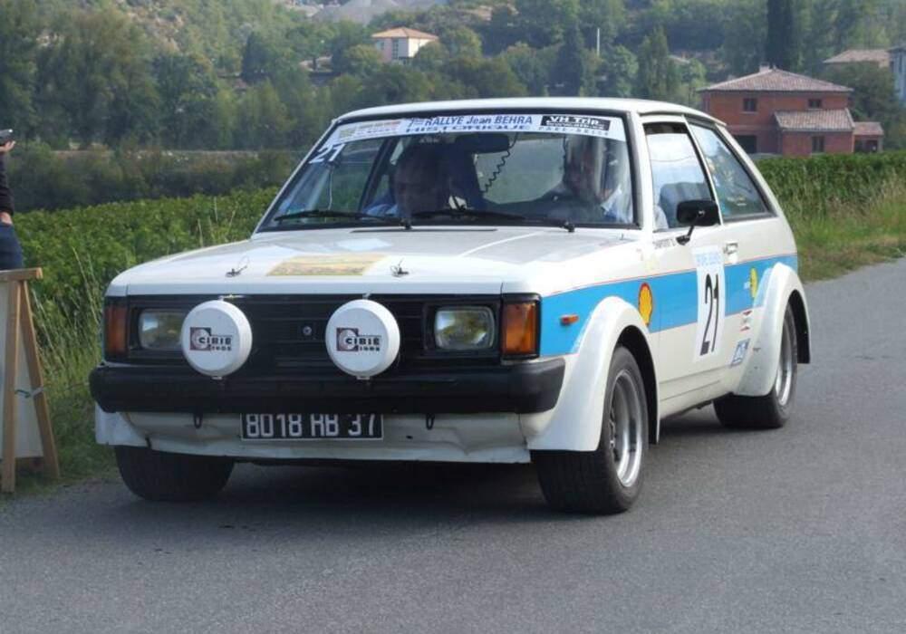 Fiche technique Talbot Lotus Groupe 2 (1981)