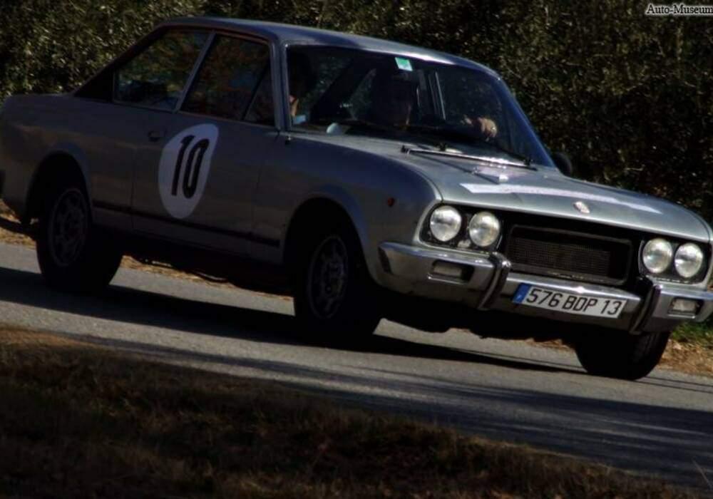 Fiche technique fiat 124 sport coup 1800 1972 1976 - Fiat 124 coupe sport fiche technique ...