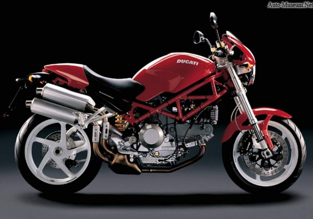 Fiche technique Ducati 1000 Monster S2R (2006)