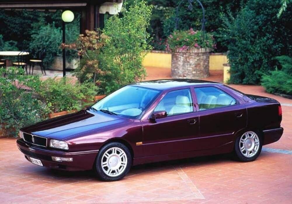 Fiche technique Maserati Quattroporte IV 2.0 V6 (1994-2001)