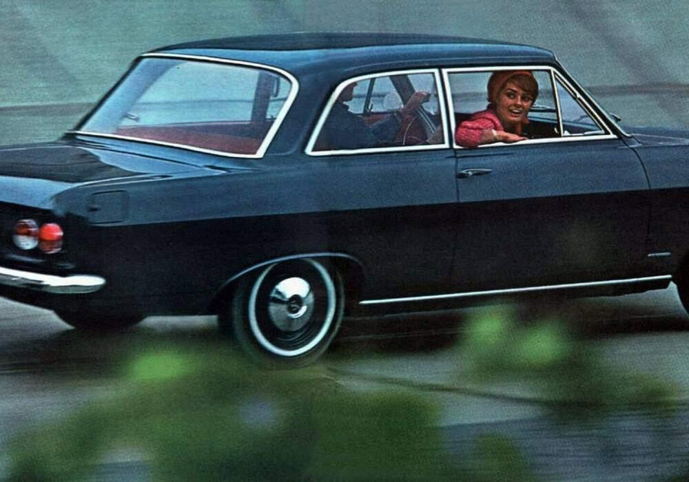 Fiche technique Opel Rekord IV 1500 (B) (1965-1966)