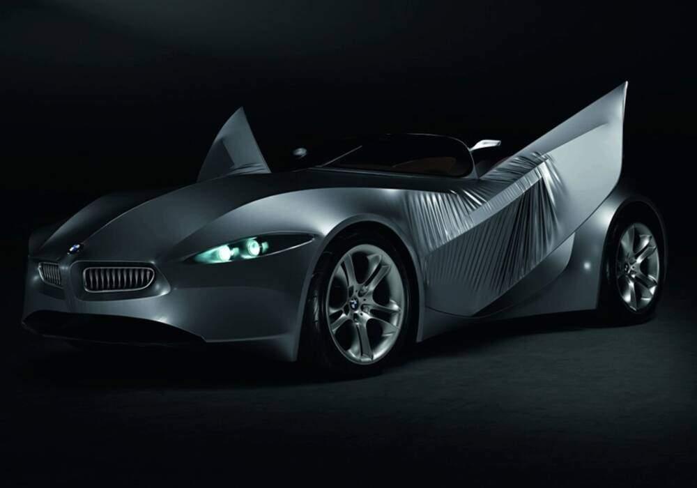 Fiche technique BMW GINA Light Visionary Model (2008)