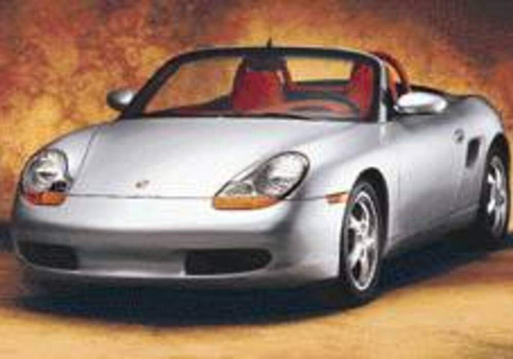 fiche technique porsche boxster 2 5 1997 1999. Black Bedroom Furniture Sets. Home Design Ideas