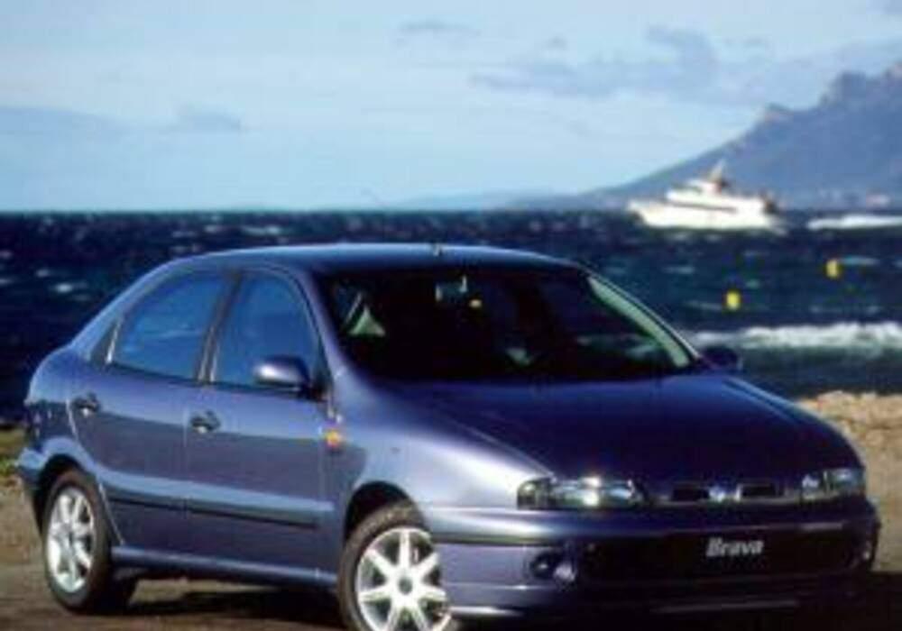 Fiche technique Fiat Brava 1.8 16v (1997-2001)