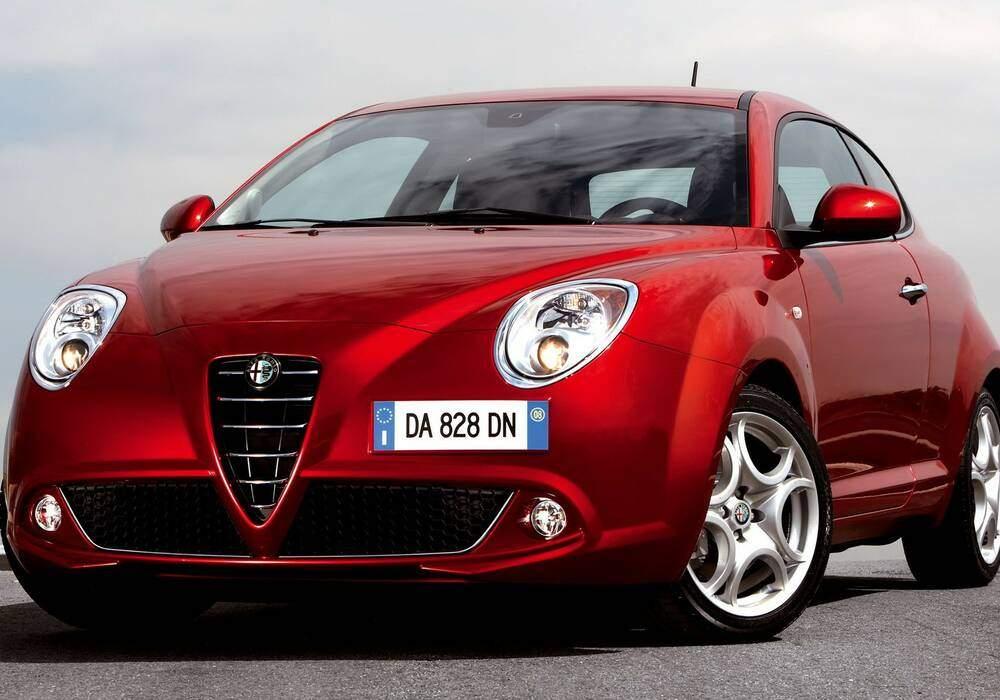 Fiche technique Alfa Romeo MiTo 1.4 T-Jet 155 (2008-2010)