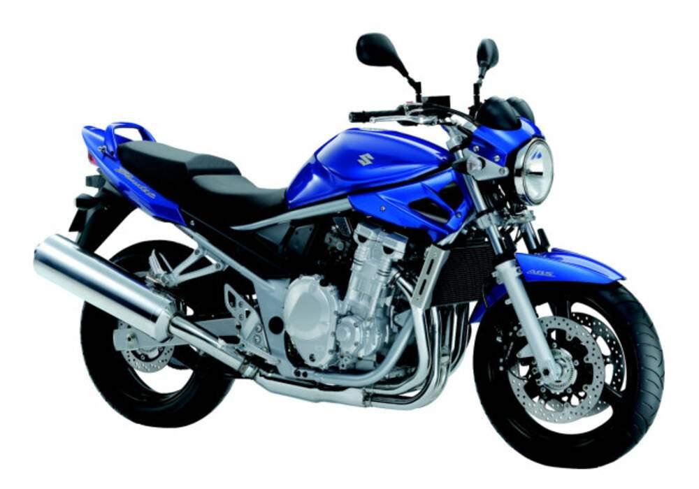 Fiche technique Suzuki GSF 650 Bandit N (2007-2008)