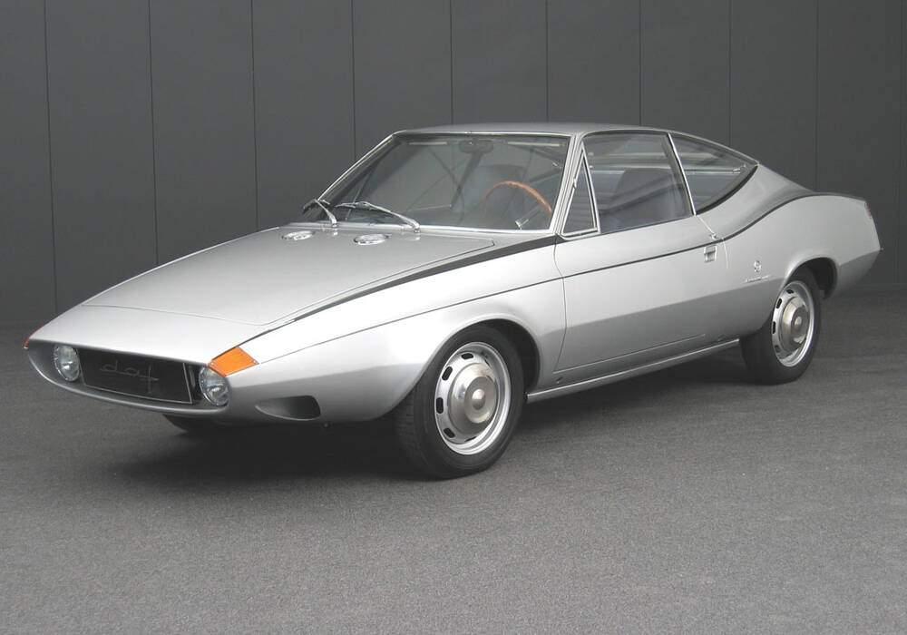 Fiche technique DAF 55 Siluro (1968)