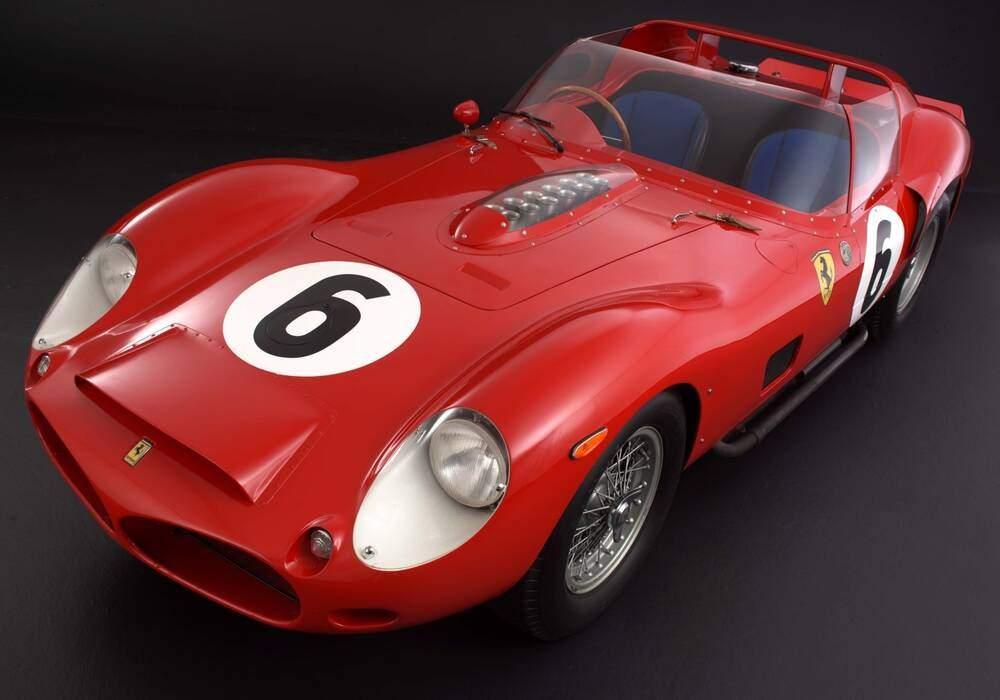 Fiche technique Ferrari 330 TRI/LM (1962)
