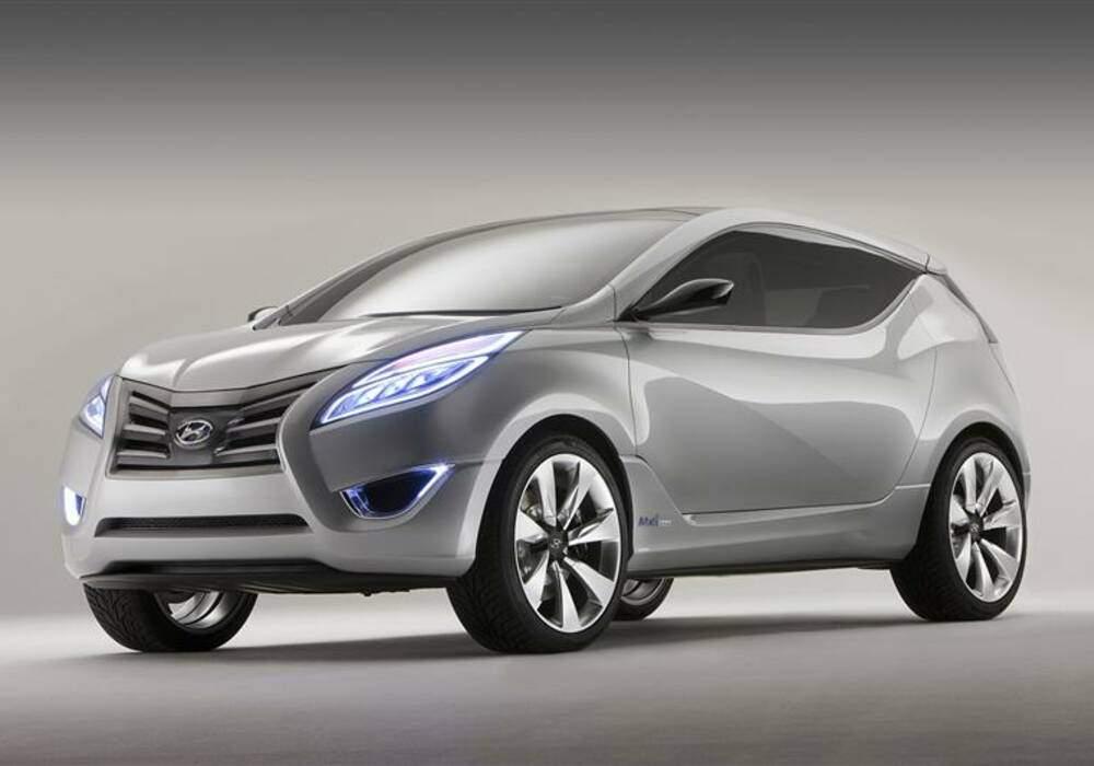 Fiche technique Hyundai HD-11 Nuvis Concept (2009)