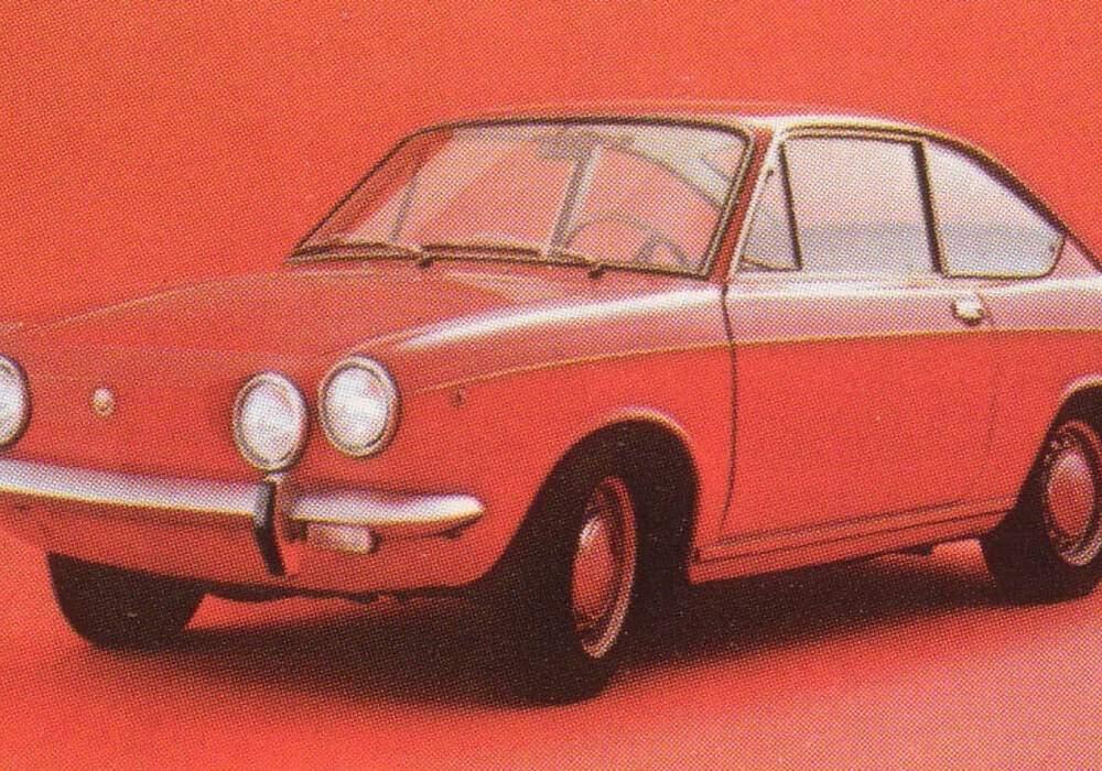 Fiche technique fiat 850 sport coup 1968 1972 - Fiat 124 coupe sport fiche technique ...