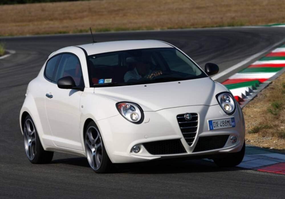 Fiche technique Alfa Romeo MiTo 1.4 MultiAir 135 (2009-2015)