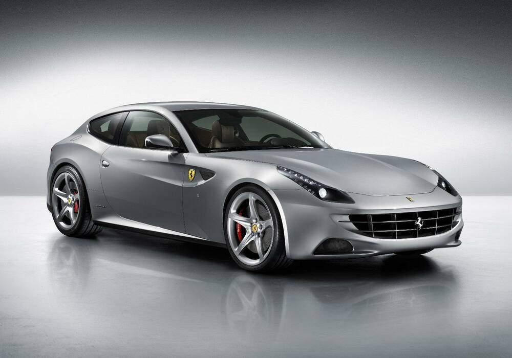 Fiche technique Ferrari FF (2011-2016)