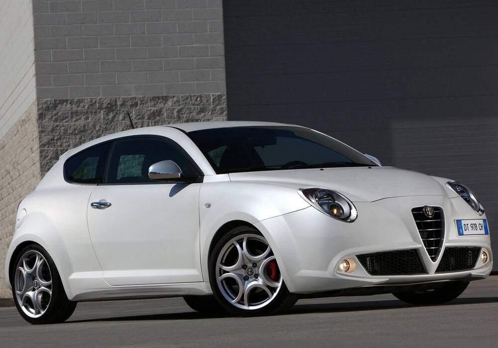 Fiche technique Alfa Romeo MiTo 1.4 MPI 105 (2009-2014)
