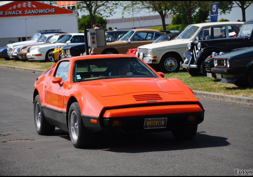 Fiche technique Bricklin SV1 Ford (1974-1976)