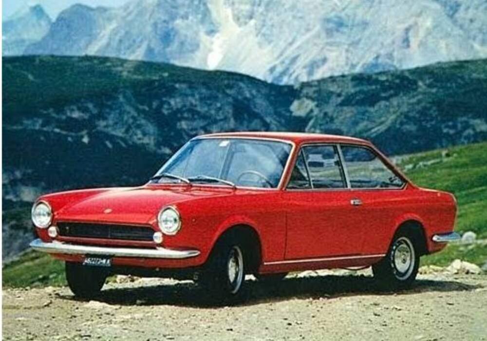 Fiche technique fiat 124 sport coup 1400 1967 1969 - Fiat 124 coupe sport fiche technique ...