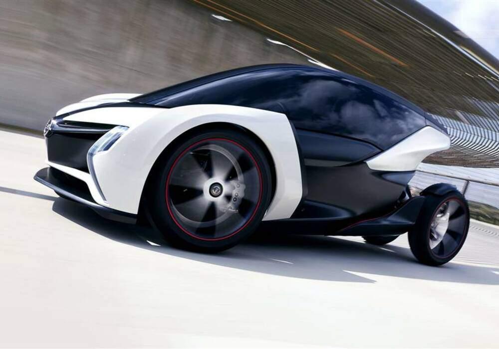 Fiche technique Opel RAK e Concept (2011)