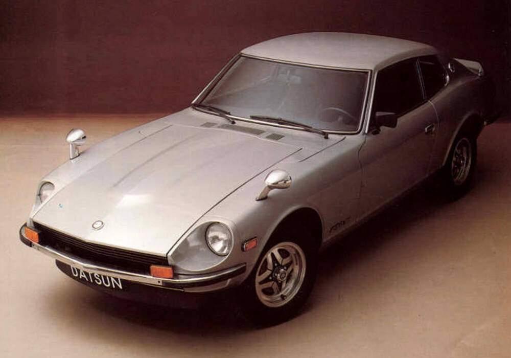 Fiche technique Datsun 260Z 2+2 (1974-1978)