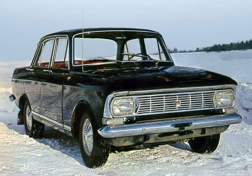 Fiche technique Moskvitch 412 1.5 (1967-1982)