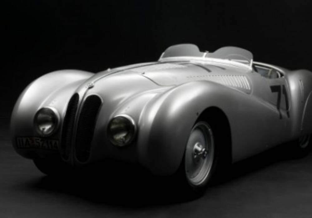 Fiche technique BMW 328 Buegelfalte Roadster (1937)