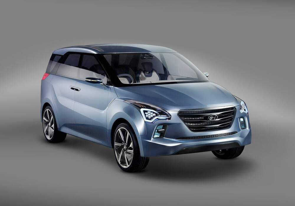 Fiche technique Hyundai Hexa Space Concept (2012)