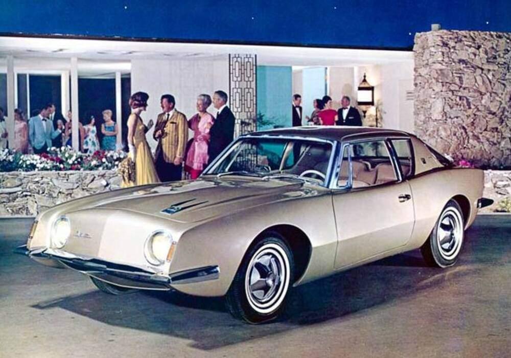 Fiche technique Studebaker Avanti R2 (1963-1964)