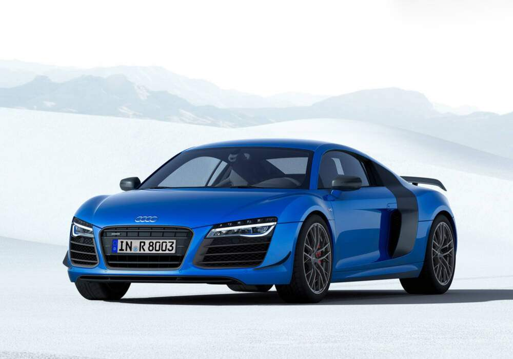 fiche technique audi r8 lmx 2014 2015. Black Bedroom Furniture Sets. Home Design Ideas