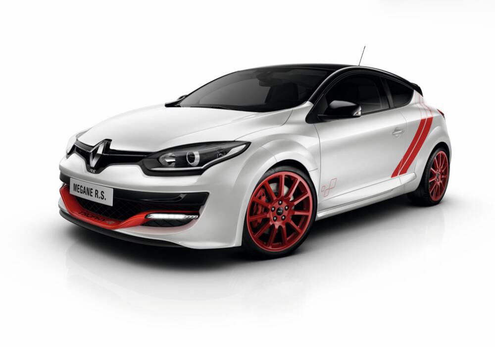 fiche technique renault megane iii rs trophy r 2014. Black Bedroom Furniture Sets. Home Design Ideas